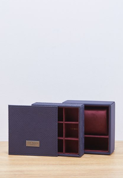 Cufflinks And Watches Storage Box