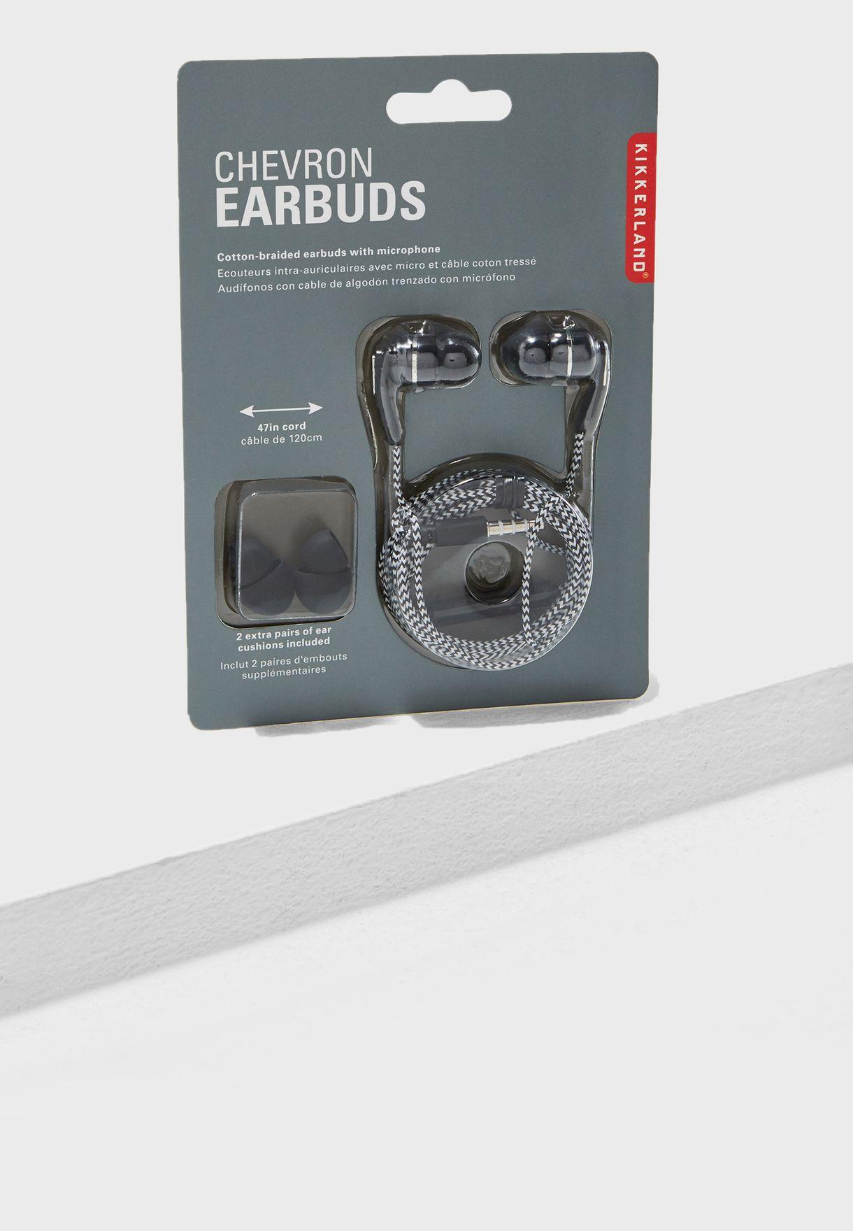 Braided Earphones