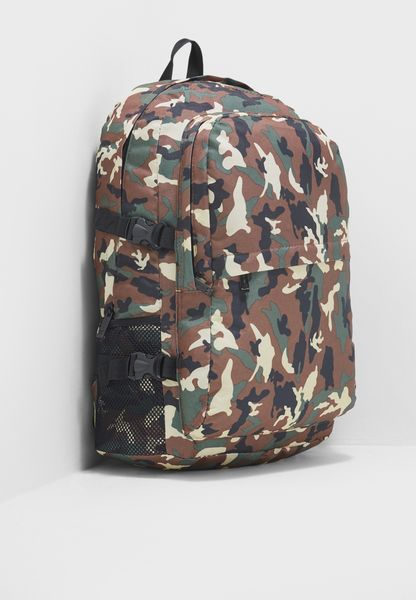 Printed Casual Backpack