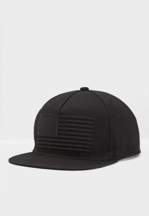 Flag Detail Cap