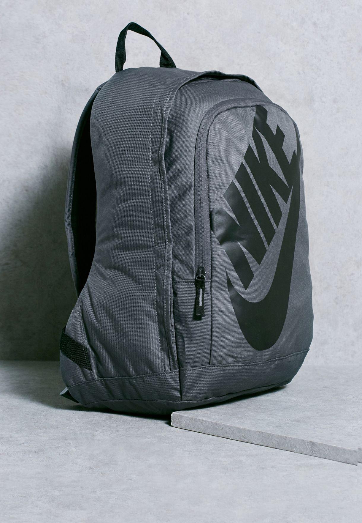 Shop Nike grey Medium Futura 2.0 Backpack for Men in Qatar - NI727AC89CQK ca57e771b633