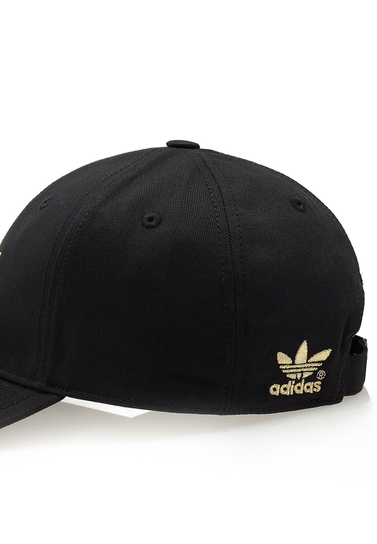 f3f023e2efd Shop adidas Originals black AC Classic Cap G84831 for Men in Saudi ...
