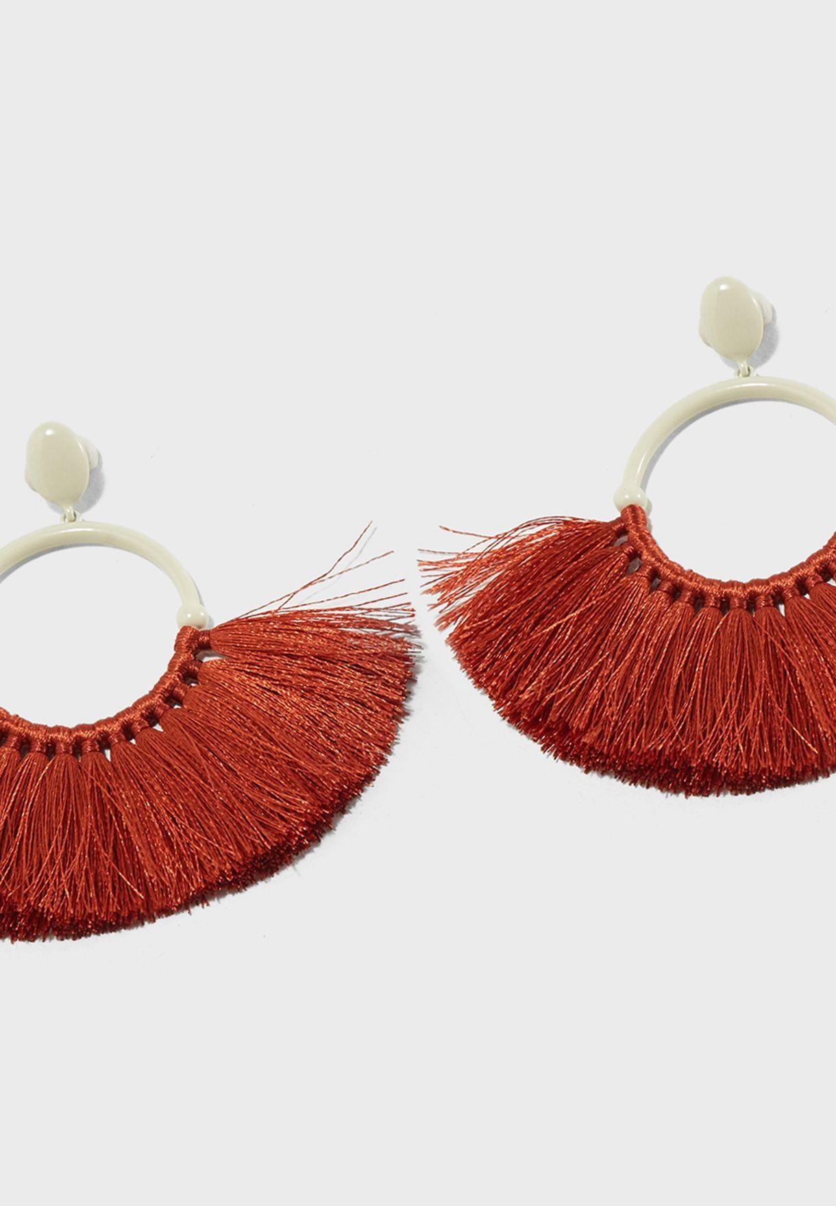Casilda Tassel Earrings