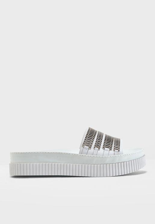 Kindie Flat Sandal