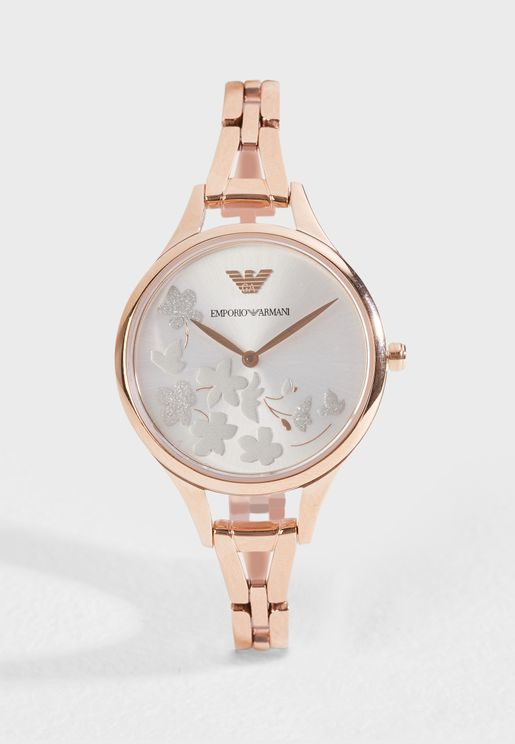 AR11108 Emporio Armani Dress Watch