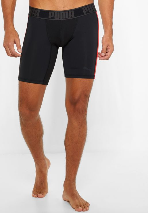 Active Long Boxer Shorts