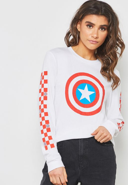 Captain Shields T-Shirt