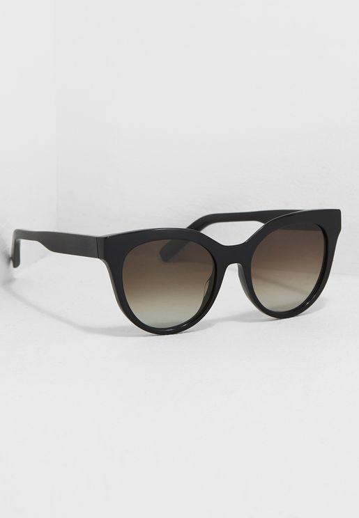 نظارات شمسية بشكل فراشة