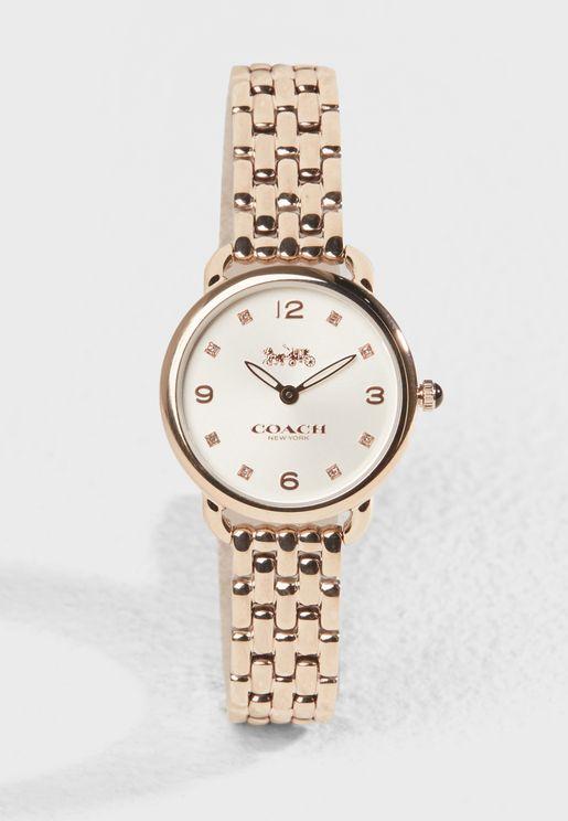 Delsl Bracelet Watch