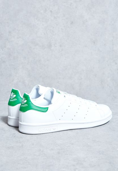 b6f369380bc9b 85%OFF Shop Adidas originals white Stan Smith B24105 for Women in ...