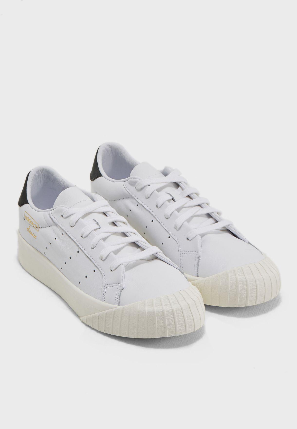 Buy adidas Originals white Everyn for