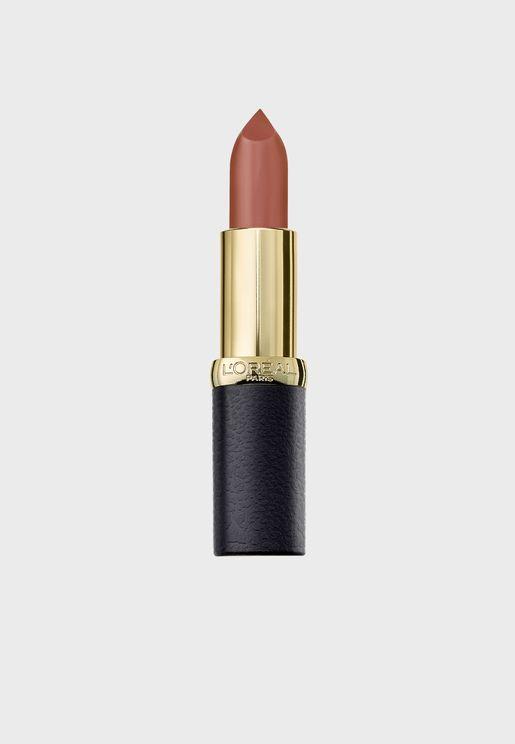 Color Riche Matte Lipstick 636 Mahogany Studs