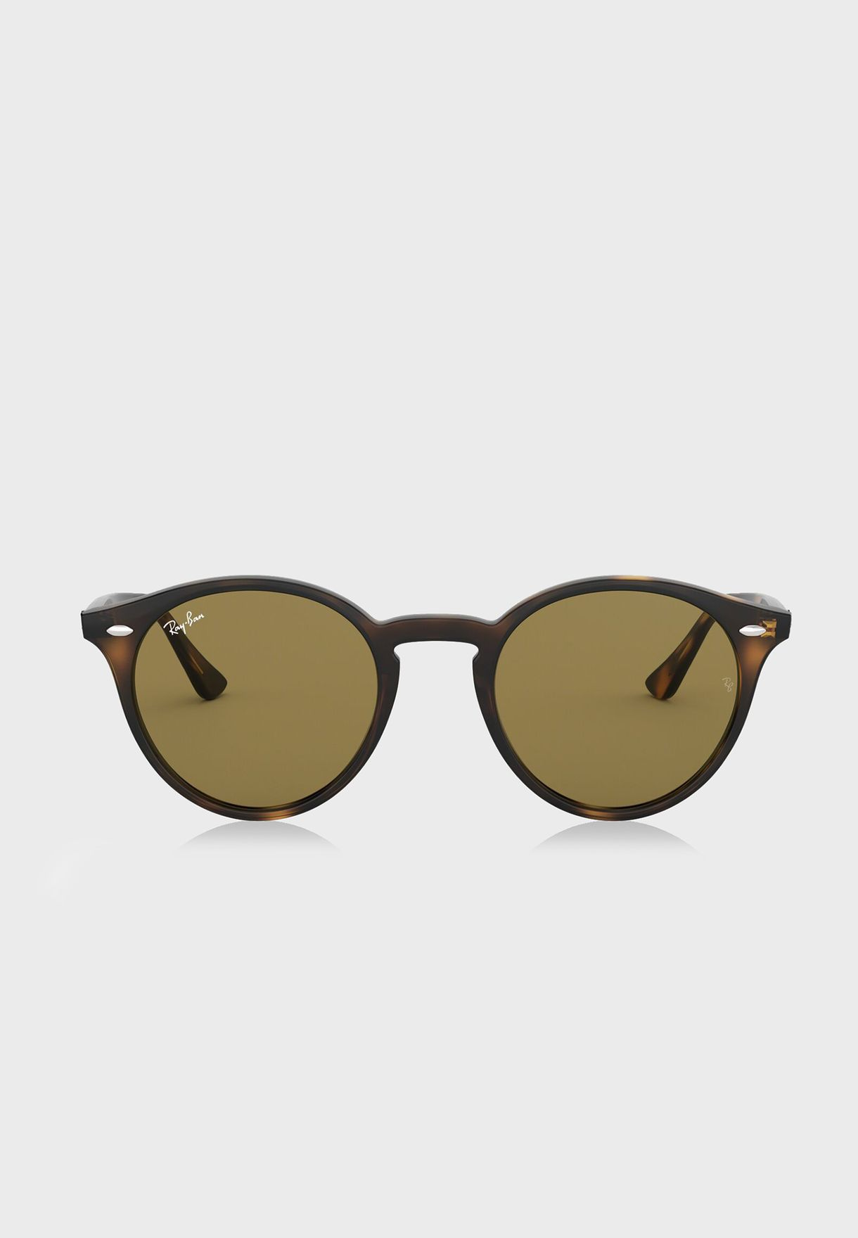 RB2180 Highstreet Round Sunglasses