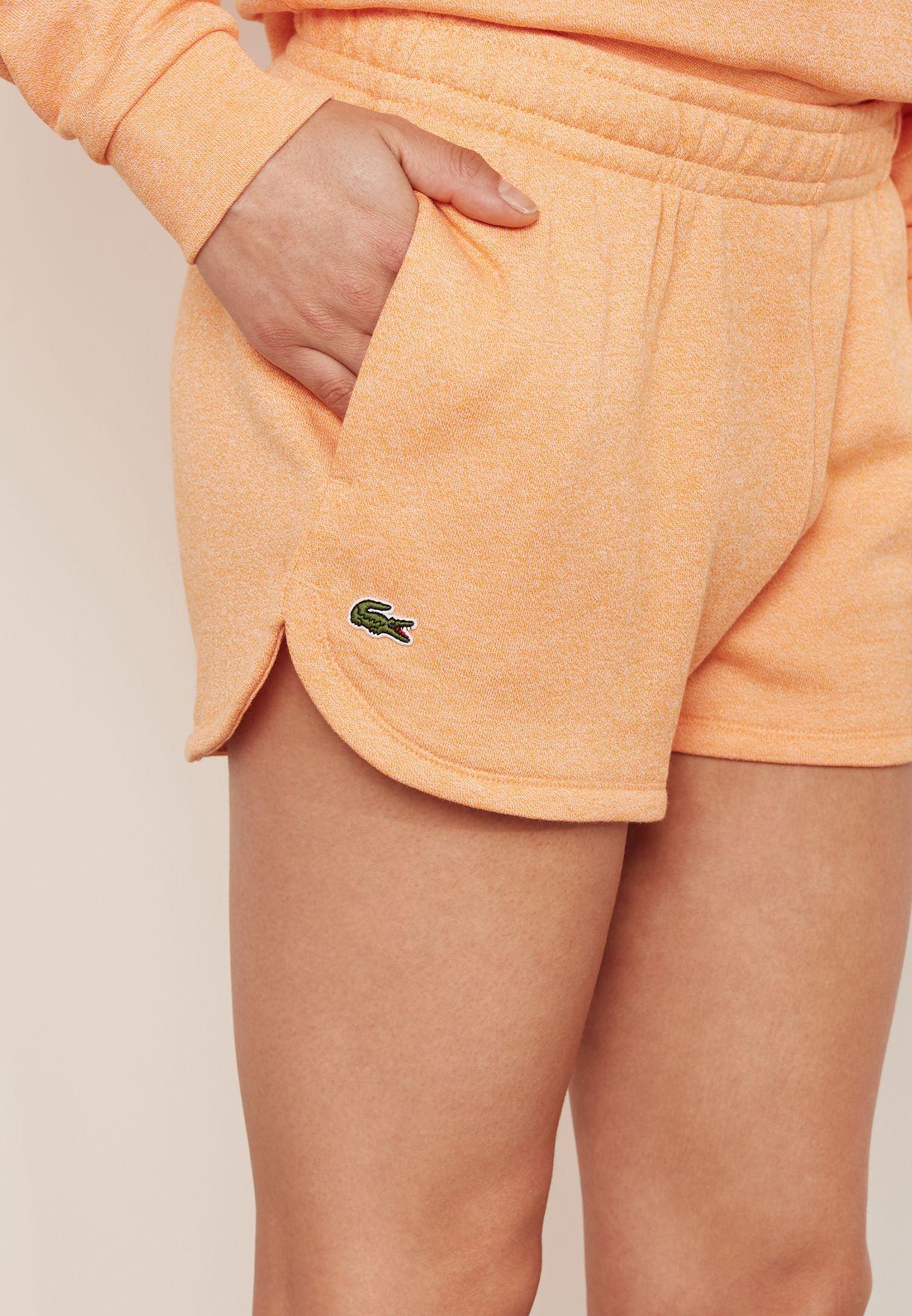 Waist Tie Mini Shorts