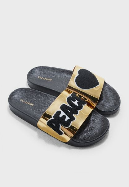 Love Peace Slides
