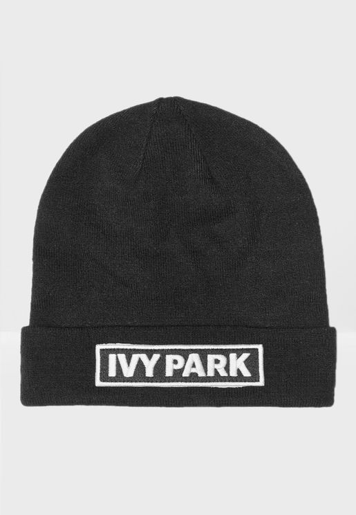 Embroidered Patch Beanie