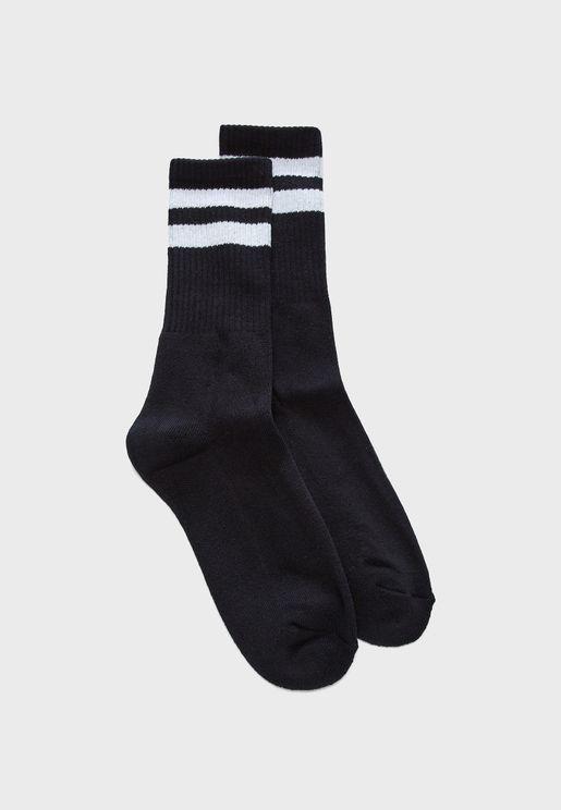 Essential Crew Socks