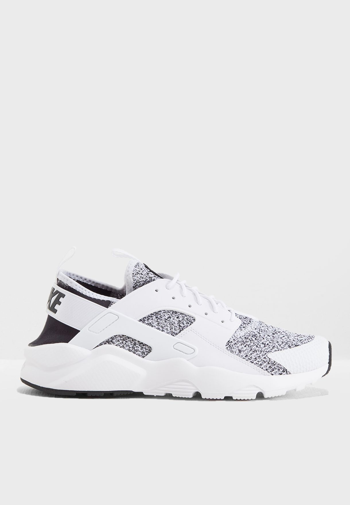 cb3b1dfdb2af Shop Nike white Air Huarache Run Ultra SE 875841-009 for Men in ...