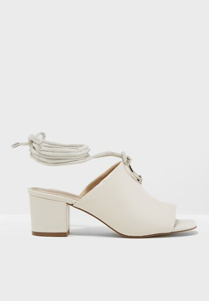 Mason Ankle Tie Up Sandals