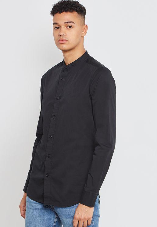 Alfredo Mandarine Shirt