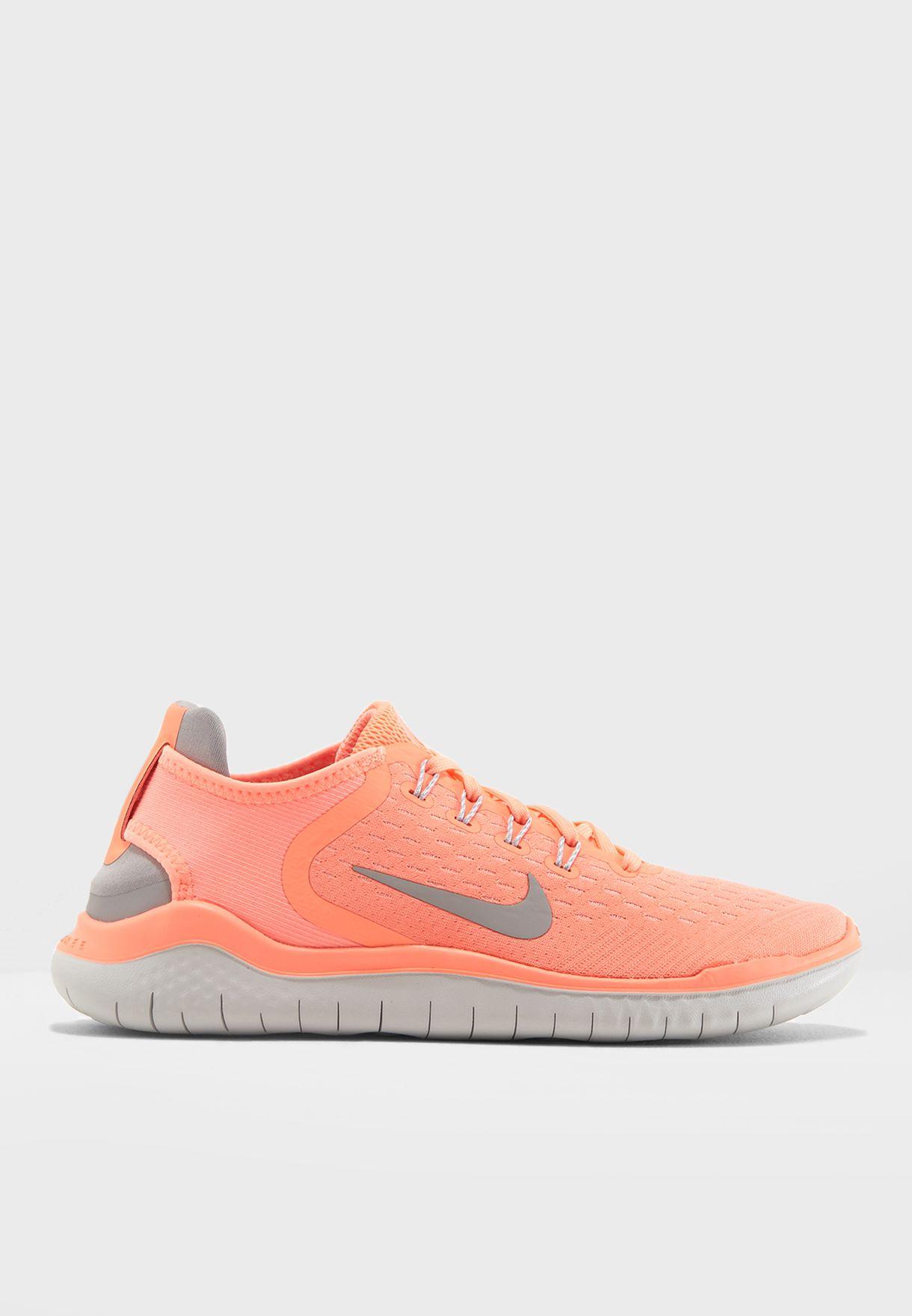 cd0f3afb1f56d Shop Nike pink Free RN 2018 942837-800 for Women in UAE - NI727SH79DXW