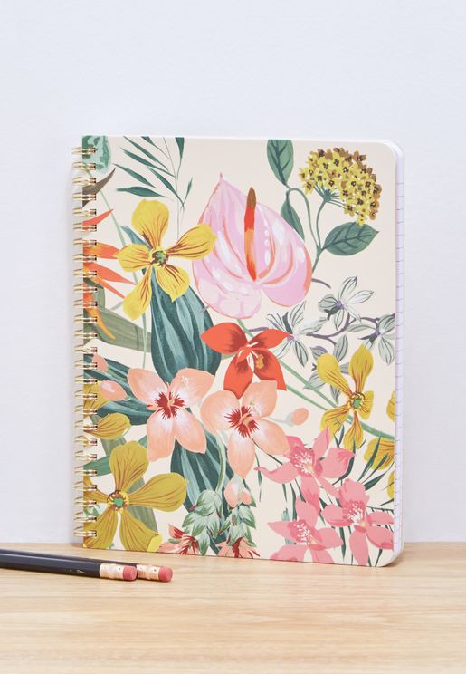 Mini Paradiso Notebook 7x9in