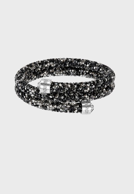 ed4ce606b6d1 Swarovski Black Bracelets for Women