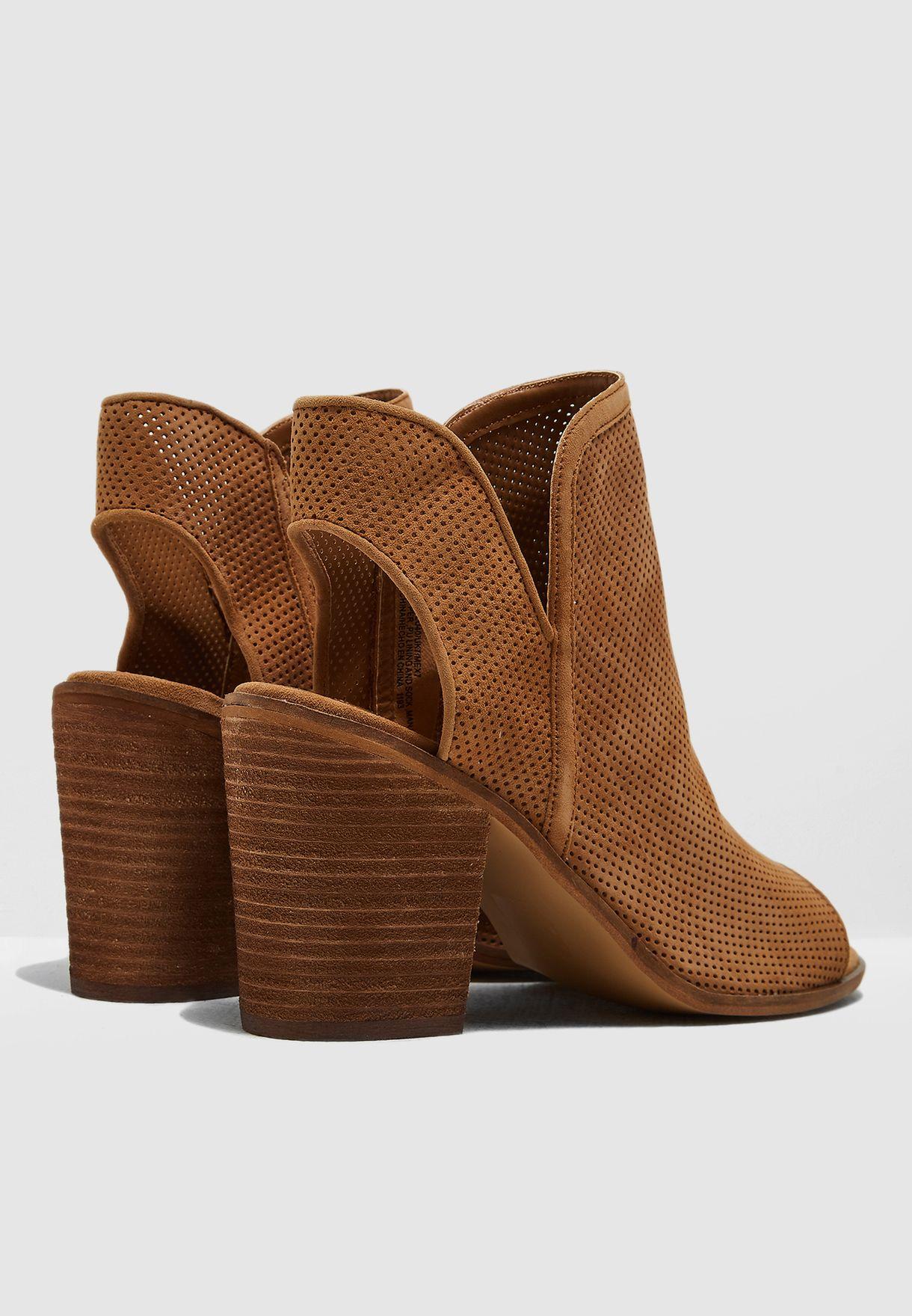 Maxine Heel Boot