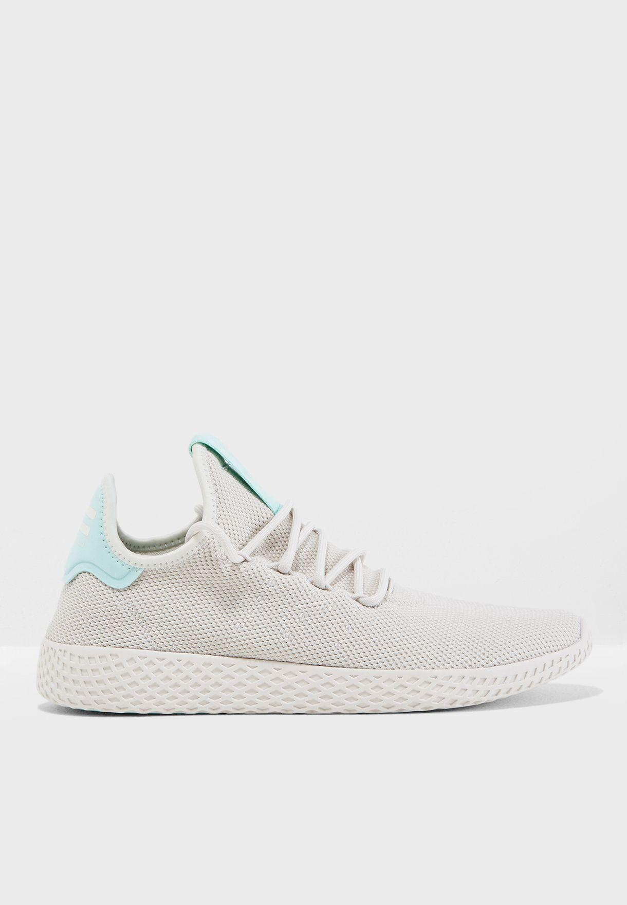 Shop adidas Originals grey Pharrell Williams Tennis Hu B41885 for Women in  Saudi - AD478SH79VZC 634f9740ba