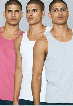 3 Pack Vests
