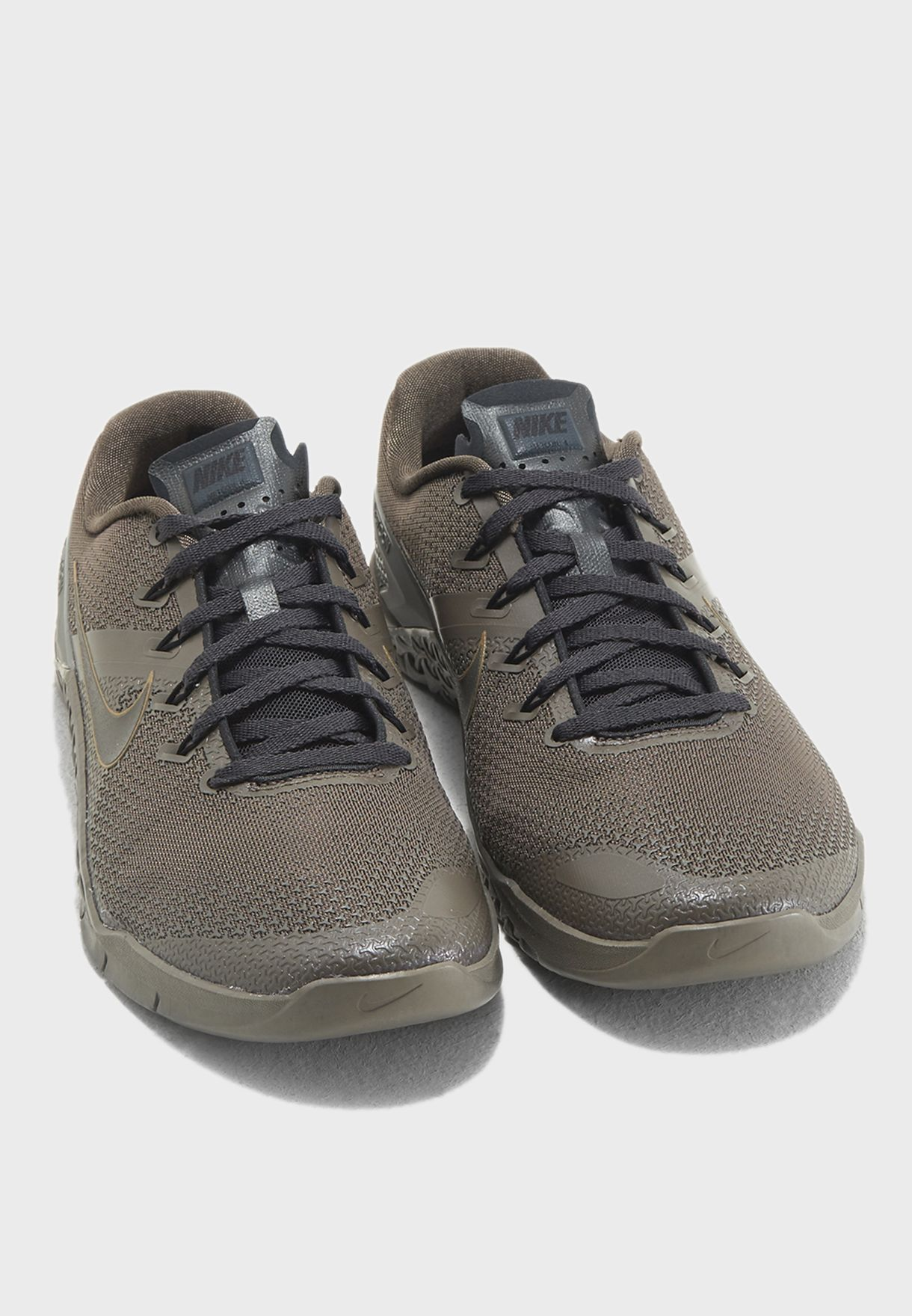 02b0077c8c89 Shop Nike grey Metcon 4 Viking Quest AJ9276-200 for Men in UAE ...