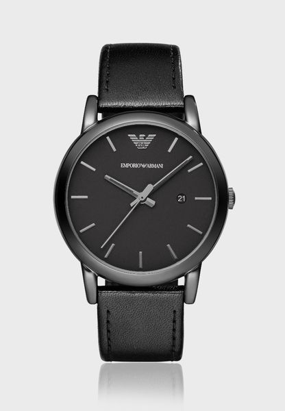 Dress Leather Watch