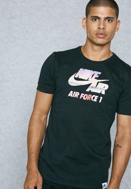 Air Force 1 Chrome T-Shirt