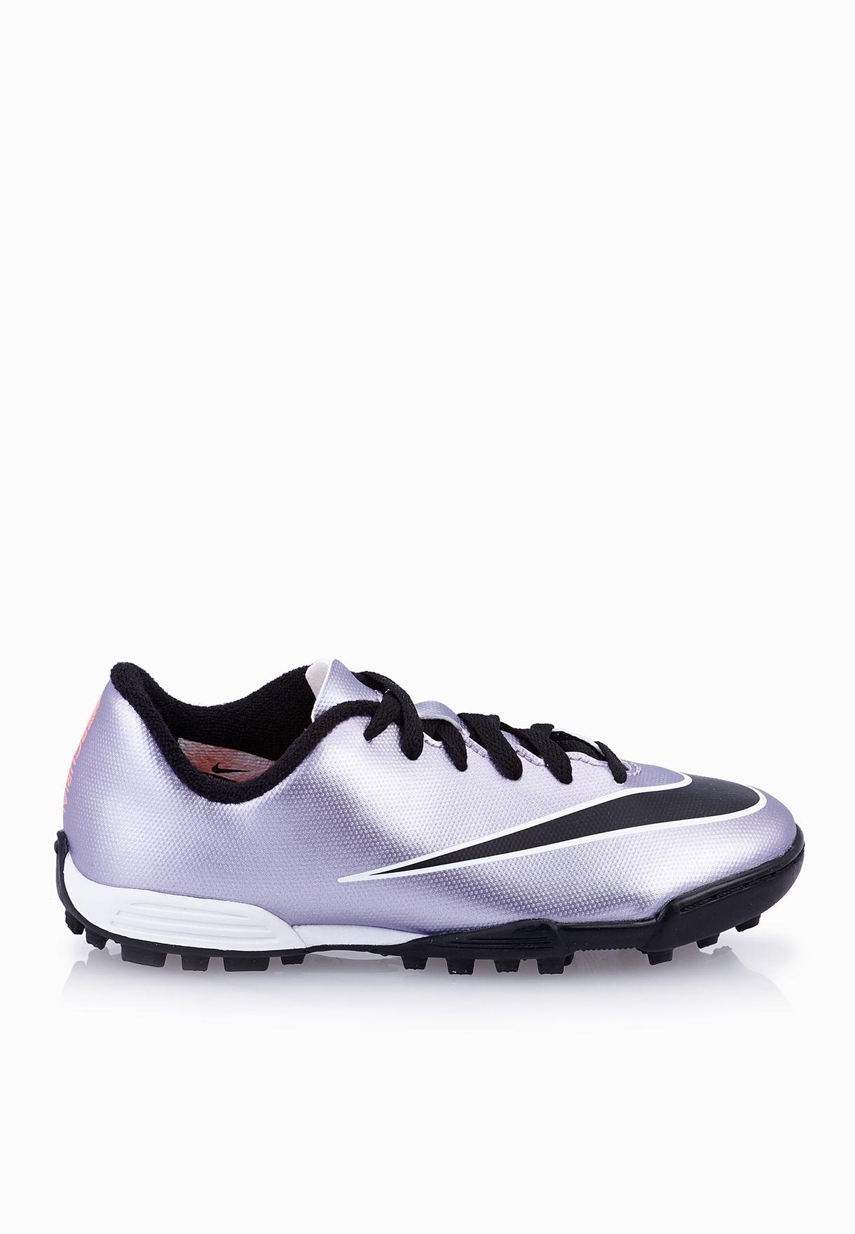 Shop Nike purple Mercurial Vortex II TF 651644-580 for Kids in Qatar -  NI727SH79TKI c256ab475e24d