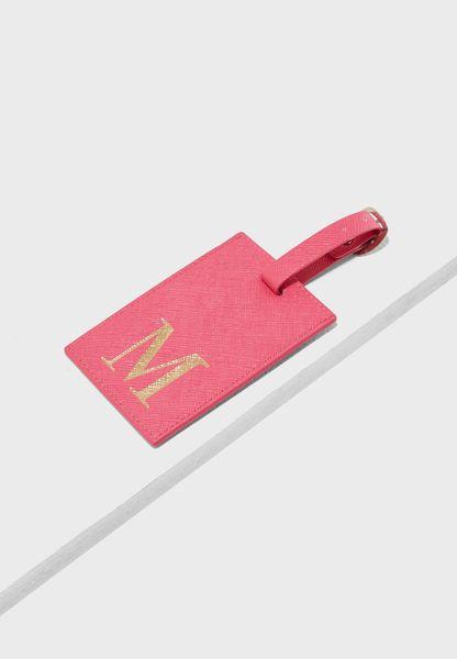 بطاقة تعريف للامتعة