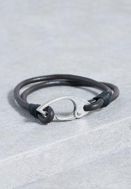 Jacmick Leather Bracelet
