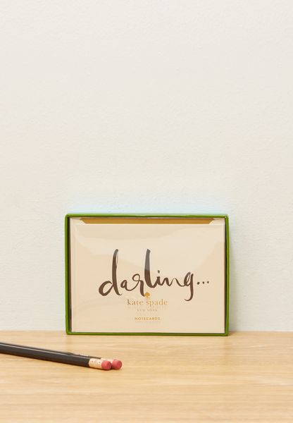 Foldover Darling Card Pack