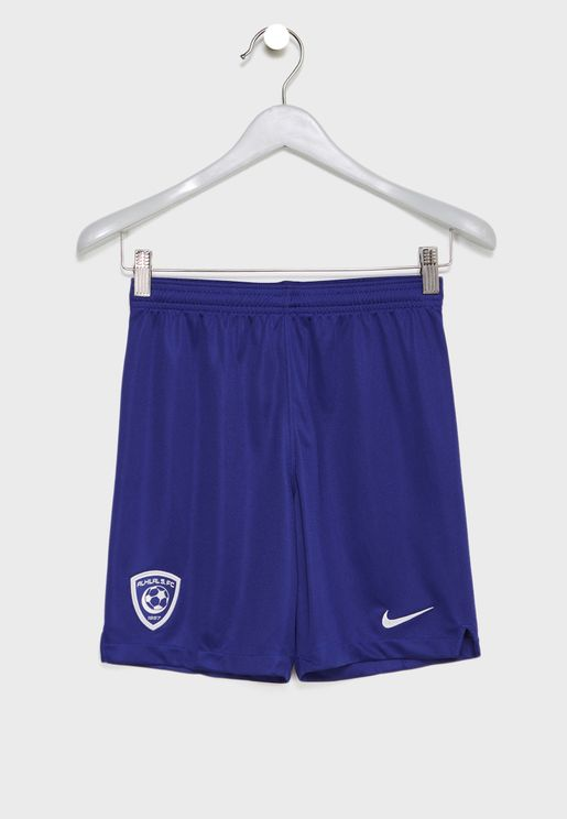 Youth Al Hilal 18/19 Stadium Home Shorts
