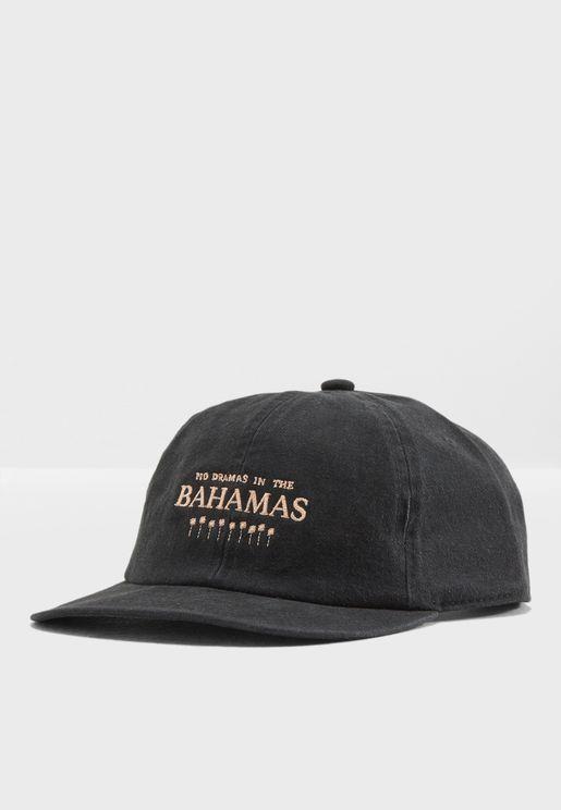 Bahamas Shallow Curved Cap