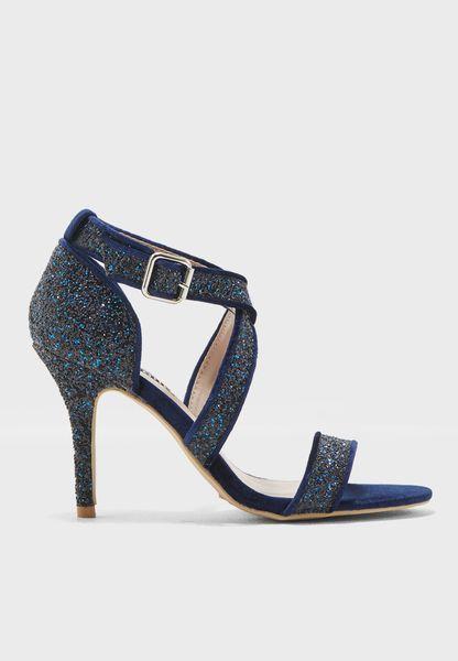 Sandrine Heel Sandal