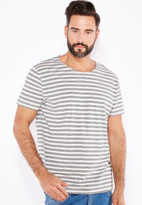 Cheap monday Stripe T-Shirt