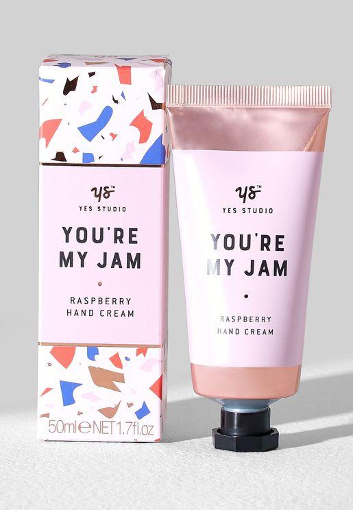 Hand Cream - Raspberry