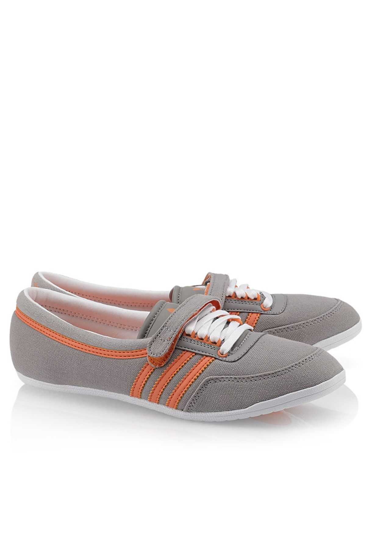 size 40 5b35b 2739d Shop adidas Originals grey Concord Round Slip Ons M22532 for Women in  Bahrain - AD478SH69WQO