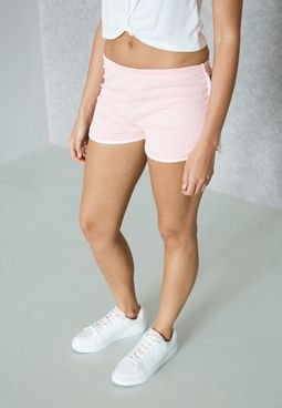 Contrast Detail Shorts