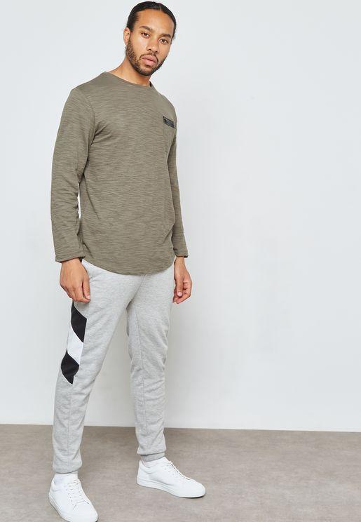 Maxim Side Panel Sweatpants
