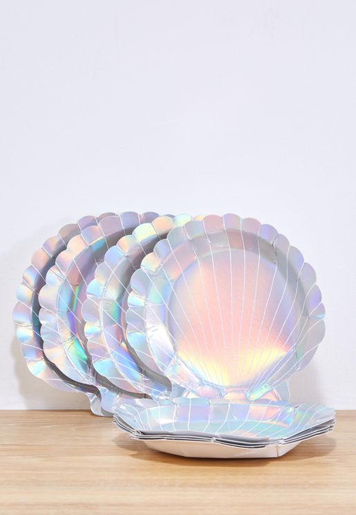 Small Shell Plate