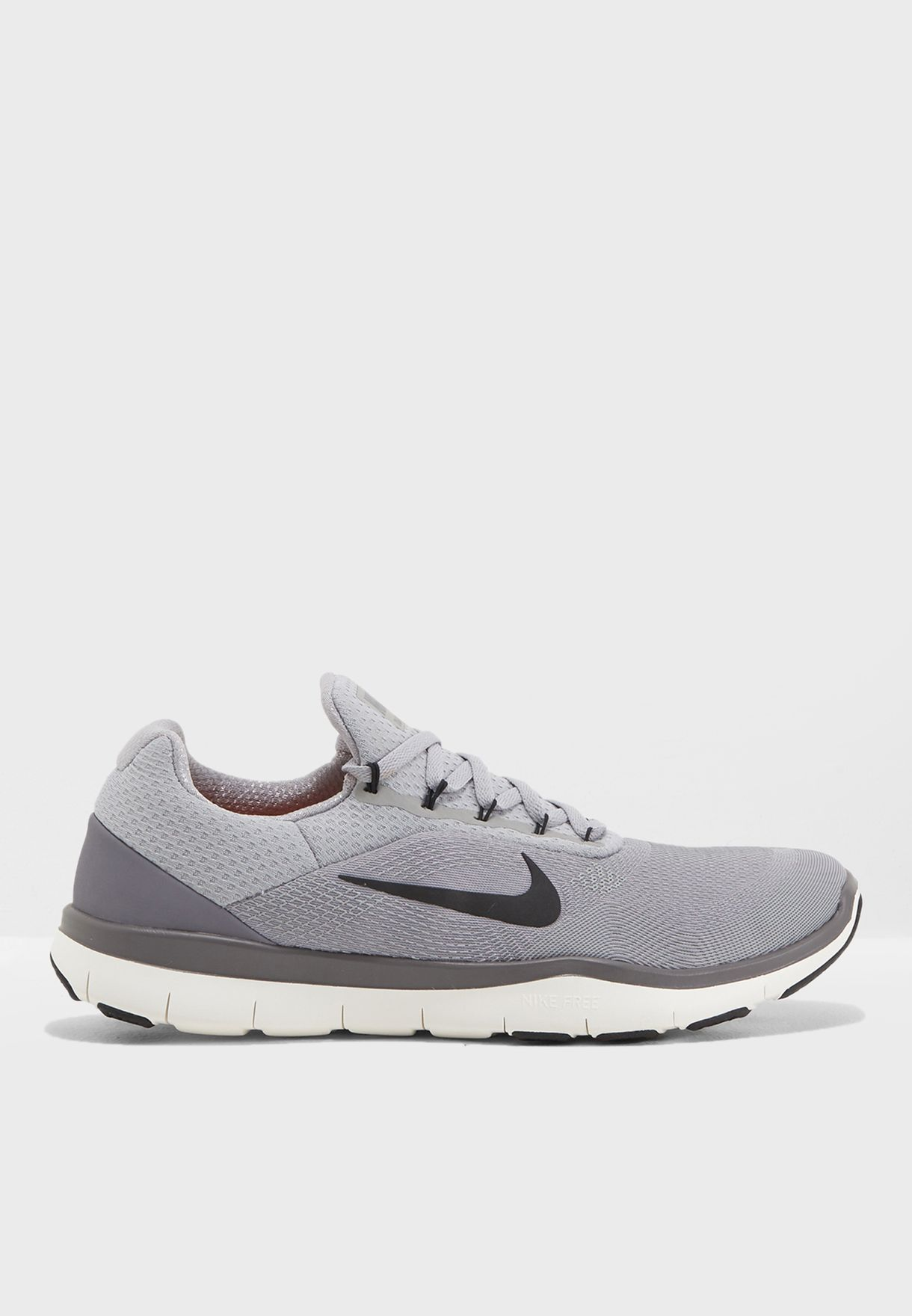 c3dc5777defa3 Shop Nike grey Free Trainer V7 898053-010 for Men in Saudi ...