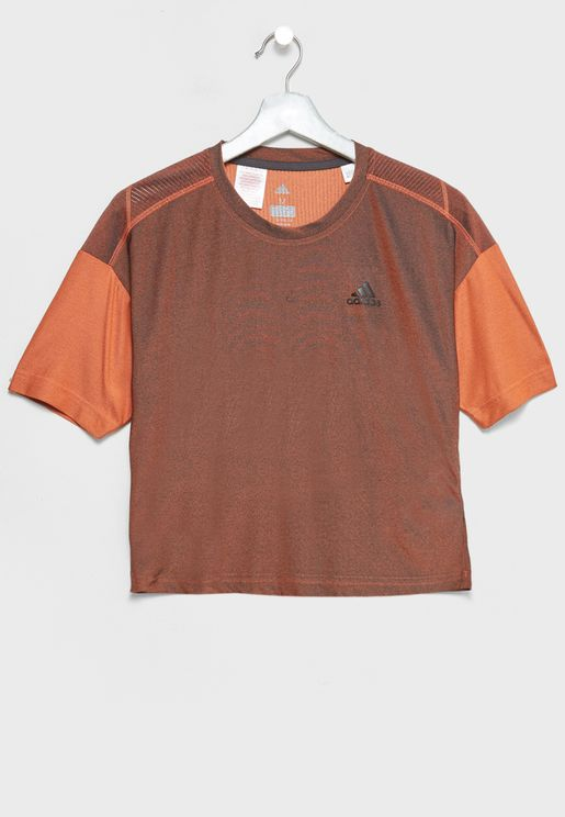 Youth Knitted T-Shirt