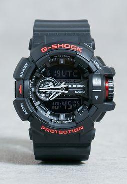 GA-400HR-1ADR Watch