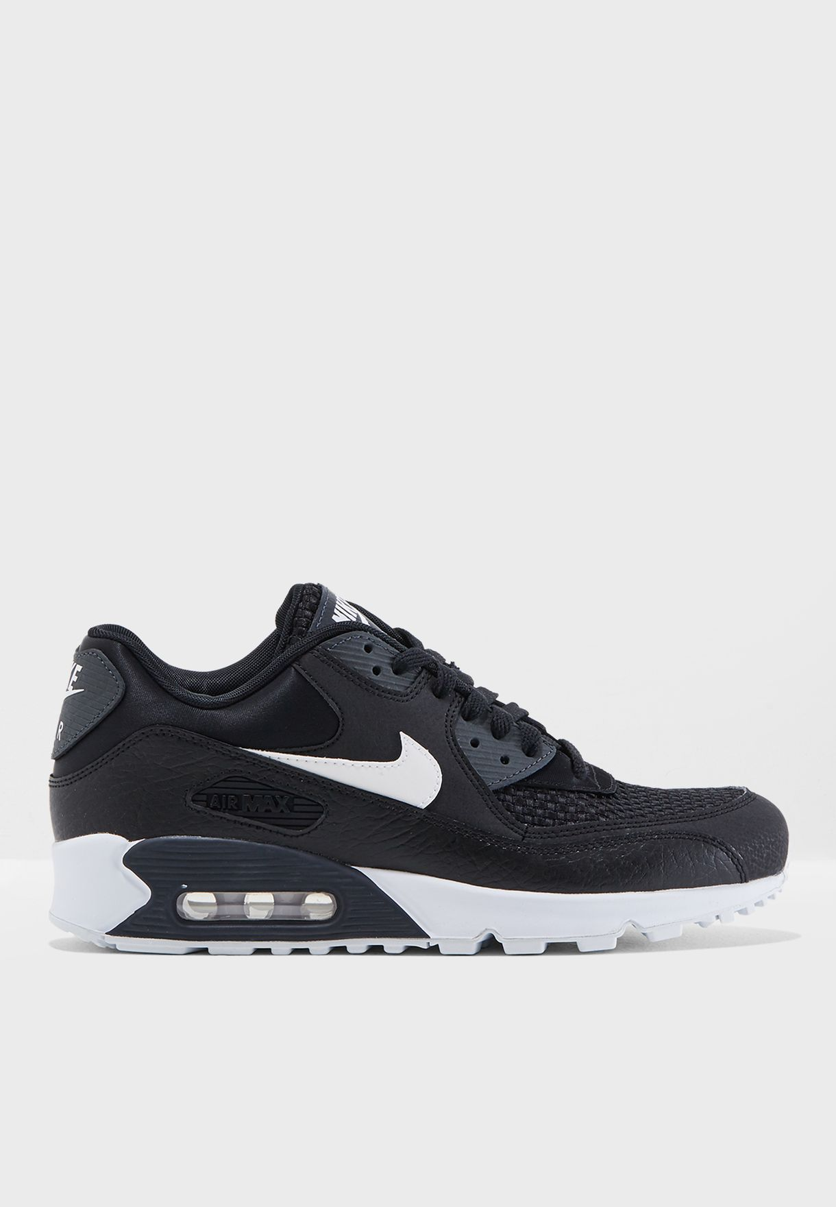 check out 22a3c cf504 Shop Nike black Air Max 90 SE 881105-004 for Women in UAE - NI727SH69QYS
